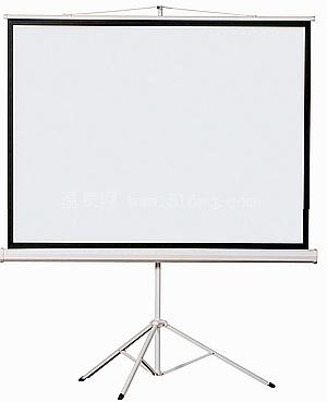 投影屏幕的尺寸是相对于用户投影时所使用的