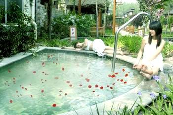 金海温泉度假村室内温泉